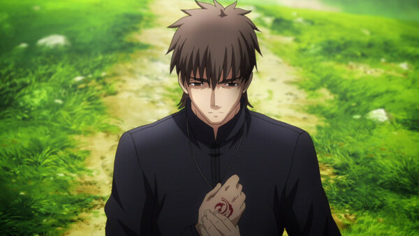 Fate/Zero - Ep. 1 - Bloody Battle on the Mion River