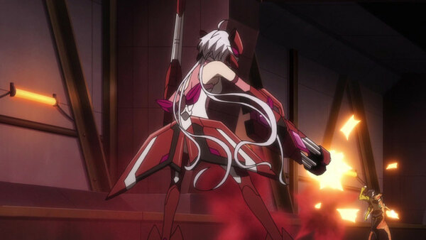 Senki Zesshou Symphogear GX - Ep. 10 - It's So Cruel, But...