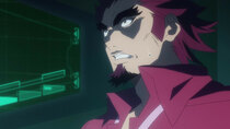 Senki Zesshou Symphogear GX - Episode 3 - Twilight of the Wielders