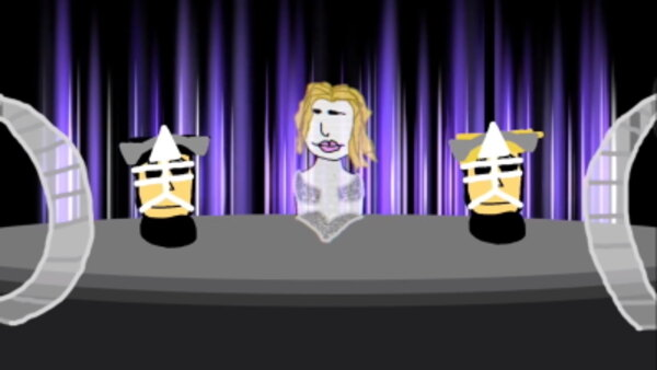 The Ladey Gags Show - S01E04 - Flop Music Awards 2014