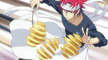 Shokugeki no Souma: Shin no Sara - Episode 4 - Aim for Victory!