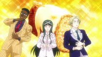 Shokugeki no Souma: Shin no Sara - Episode 6 - A Single Blade