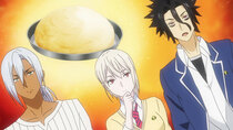 Shokugeki no Souma: Shin no Sara - Episode 10 - How to Build a Specialty