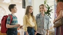 Young Sheldon - Episode 12 - Body Glitter and a Mall Safety Kit