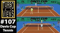Turbo Views - Episode 107 - Davis Cup Tennis