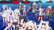 Azur Lane the Animation - Episode 12 - Blue Waters: May the Azure Lanes Bless You