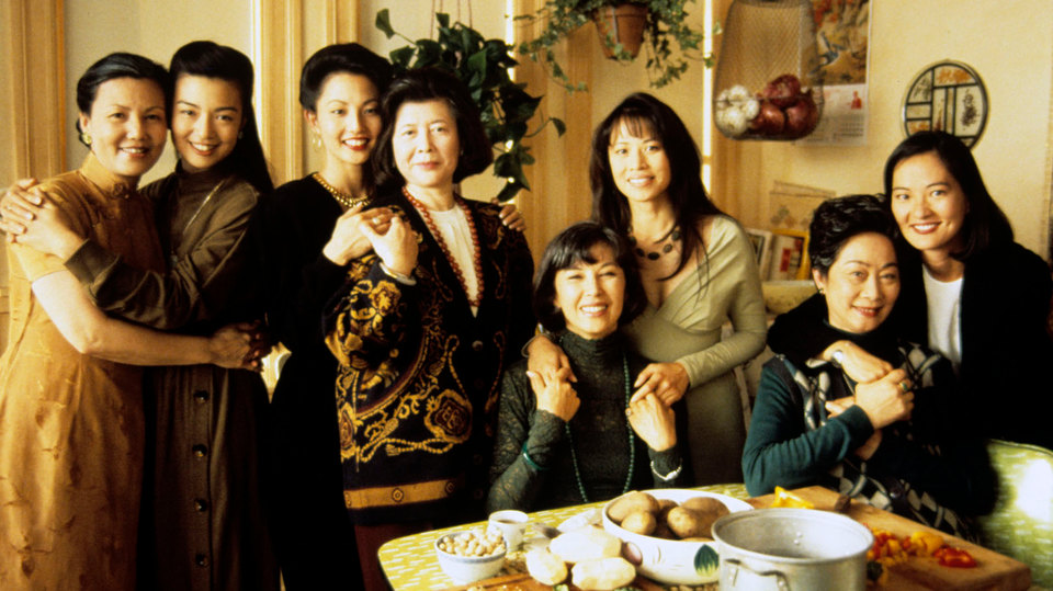 an analysis of the characters who take love for granted in the joy luck club