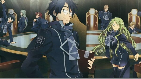 Log Horizon: Entaku Houkai - Ep. 5 - Blessings
