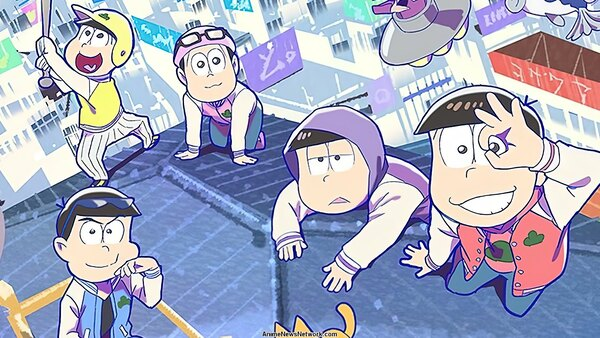 Osomatsu-san - Ep. 9 - Sheeeh / Outfit / Let's Do Chores
