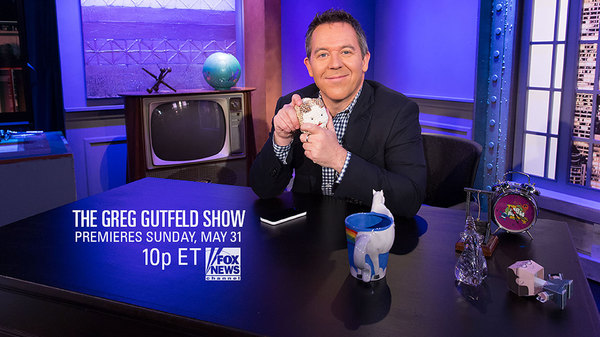 The Greg Gutfeld Show - S07E05 - January 30, 2021