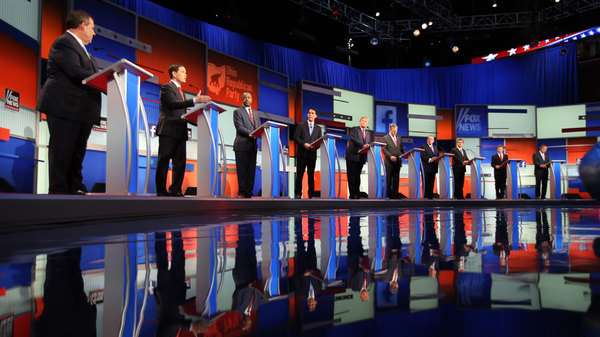 US Presidential Debates - S2020E99 - Twelfth Democratic Primary Debate