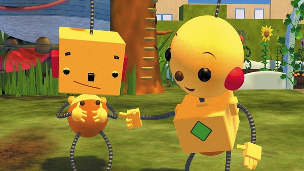 Rolie Polie Olie Season 1 Episode 4