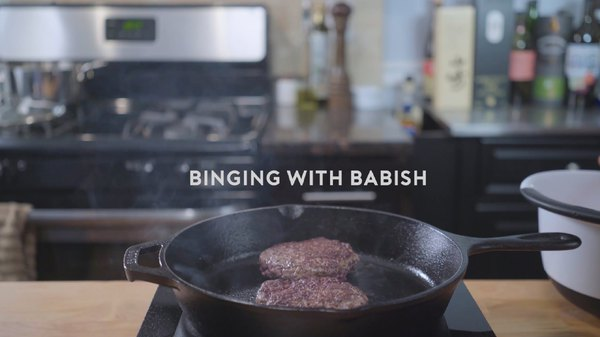 Binging with Babish - S2021E15 - Chicken Fingers from Community