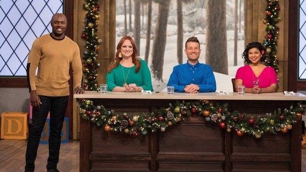 Christmas Cookie Challenge 2021 Judges Christmas Cookie Challenge Season 1 Episode 6