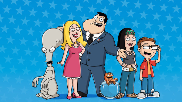 American Dad - My Affair Lady
