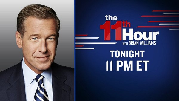 The 11th Hour with Brian Williams - S2021E69 - Episode069