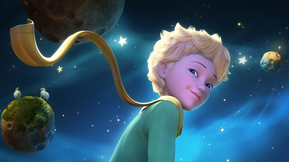 an examination of the little princes planet The little prince, which is a fascinating fable for grown-ups [is] of conjectural value for boys and girls of 6, 8 and 10.