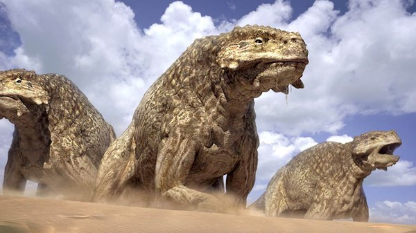 Walking with Dinosaurs - Ep. 7