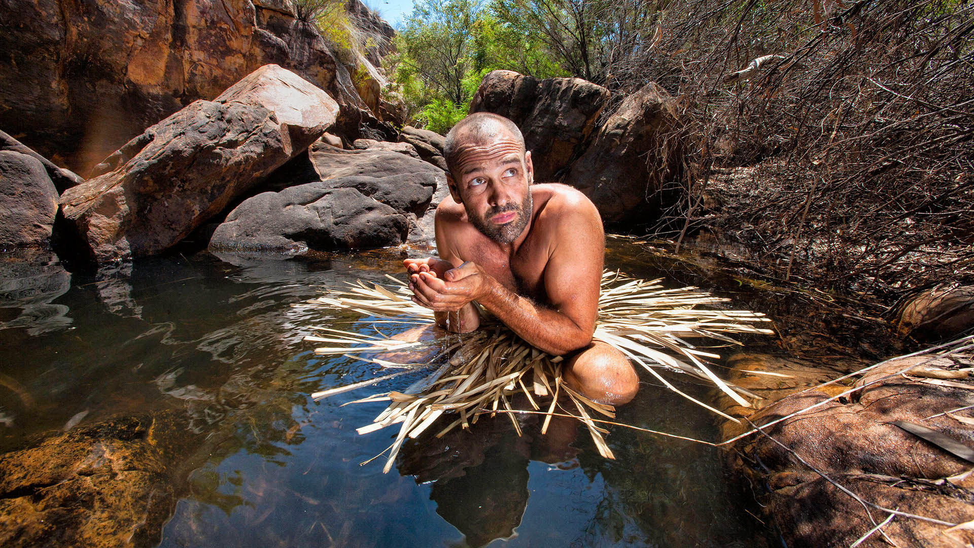 Ed Stafford: Into the Unknown - Watch Episodes on Philo