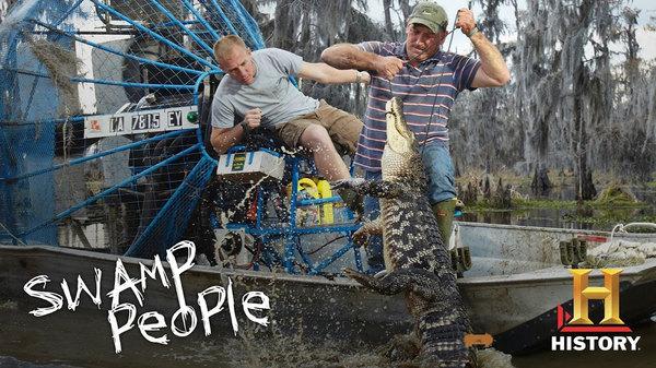 Swamp People - The Phantom