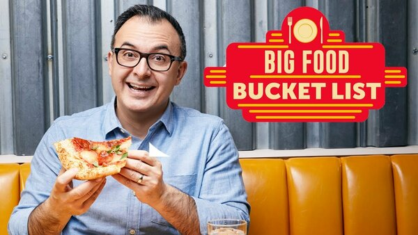Big Food Bucket List - S02E22 - Pizza My Heart