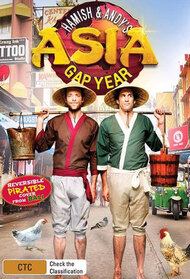 Hamish and Andy's Gap Year: Asia