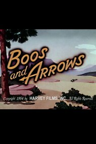 Boos and Arrows