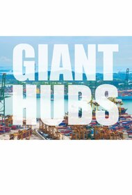 Giant Hubs