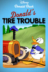 Donald's Tire Trouble
