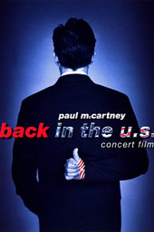 Paul McCartney: Back in the U.S.