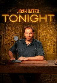 Josh Gates Tonight