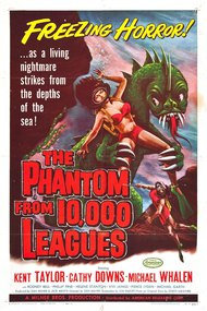 The Phantom from 10,000 Leagues