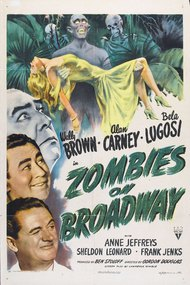 Zombies on Broadway