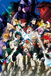 Boku no Hero Academia the Movie - Heroes:Rising
