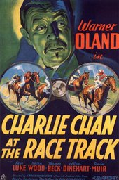 Charlie Chan at the Race Track