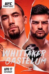 UFC on ESPN 22: Whittaker vs. Gastelum
