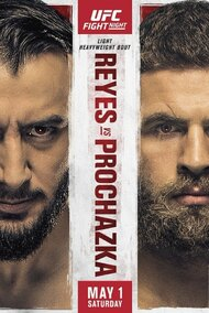 UFC on ESPN 23: Reyes vs. Prochazka