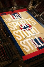 The Day Sports Stood Still