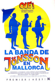 The Jonsson Gang in Mallorca