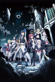 Gekijouban Trinity Seven: Eternity Library to Alchemic Girl