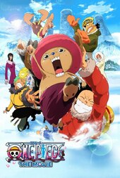 One Piece The Movie: Episode of Chopper Plus - Fuyu ni Saku, Kiseki no Sakura