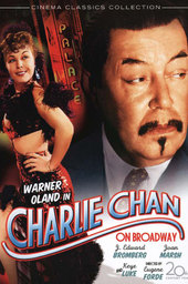 Charlie Chan on Broadway
