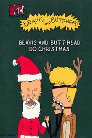 Beavis and Butt-Head Do Christmas