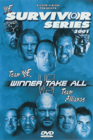 WWE Survivor Series 2001
