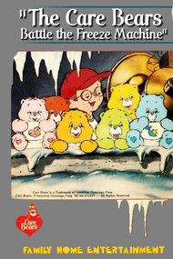 The Care Bears Battle the Freeze Machine