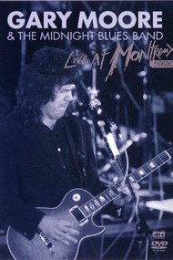 Gary Moore & The Midnight Blues Band: Live at Montreux 1990