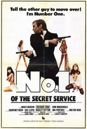 No. 1 of the Secret Service