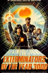 Exterminators of the Year 3000