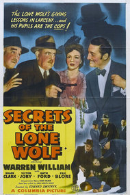 Secrets of the Lone Wolf