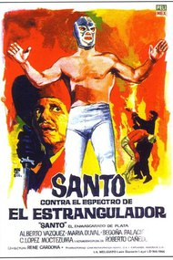 Santo vs. the Ghost of the Strangler